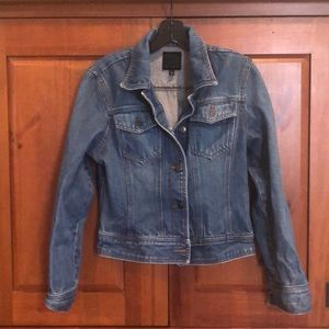 The Limited Jean jacket size small